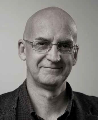 Prof. Piotr Francuz zmarł 14 XI2020 r. (fot. Paweł Augustynowicz)